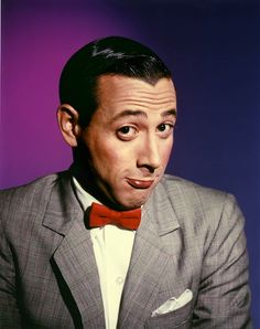 Pee Wee, miss your show!