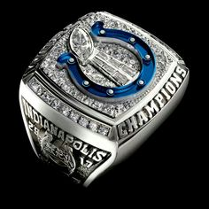 Indianapolis Colts Ring