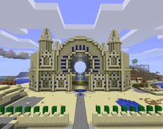 Looking for builders to help me with my sand palace - Looking For - Servers - Minecraft Forum - Minecraft Forum