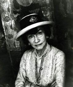 1965 - Coco Chanel by Cecil Beaton