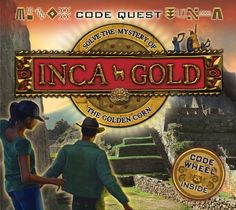 Inca Gold: Solve the Mystery of the Golden Corn (CodeQuest) by Sean Callery http://www.amazon.com/dp/0753467291/ref=cm_sw_r_pi_dp_licpvb00XCNGJ