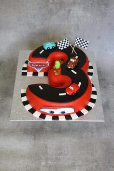 Birthdaycake Cars
