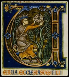Studying the skies, c.1170-1180
