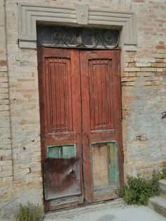"""""""sbarred door"""""""