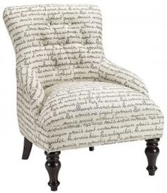 A nice reading chair :)