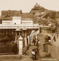 Uchhi Pillayar Temple