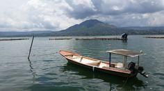 @the lake Danau Batur