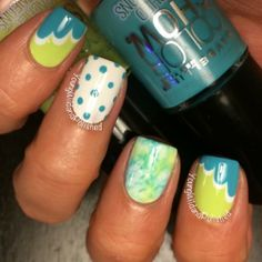 What do you think of the colors on this mani?