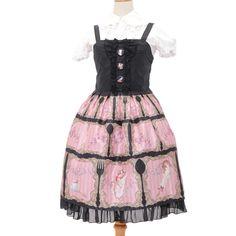 http://www.wunderwelt.jp/products/detail3102.html ☆ ·.. · ° ☆ ·.. · ° ☆ ·.. · ° ☆ ·.. · ° ☆ ·.. · ° ☆ Cutlery dress Enchantlic Enchantilly ☆ ·.. · ° ☆ How to order ☆ ·.. · ° ☆  http://www.wunderwelt.jp/blog/5022 ☆ ·.. · ☆ Japanese Vintage Lolita clothing shop Wunderwelt ☆ ·.. · ☆ #egl