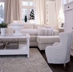family room . so serene