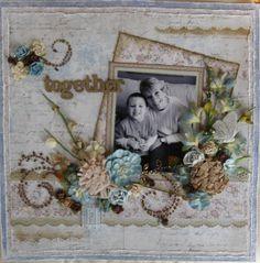 Together - Scrapbook.com VINTAGE SPRING