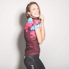 Mache Women's Cycling Jersey, primal wear