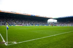 The North Stand at Sheffield Wednesday's Hillsborough Hillsborough Stadium, Sheffield Wednesday Football