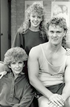 Classic Neighbours, do you remember these characters? #neighbours #oldschool