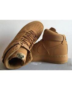 Nike Air Force 1 High Wheat   air force 1