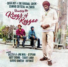 """Suga RoyAnd TheFireball Crew """"Honoring The Kings of Reggae"""" article by Jennifer Cheshire for Island Stage Magazine http://www.island-stage.com/suga-roy-fireball-crew-honorin…/"""