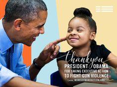 thank you, president obama