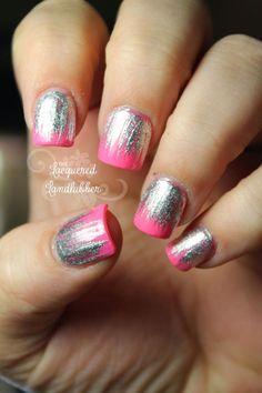 The Lacquered Landlubber #nail #nails #nailart