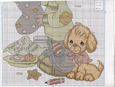 Gallery.ru / Фото #62 - Las Labores de Ana Baby 29 - anfisa1