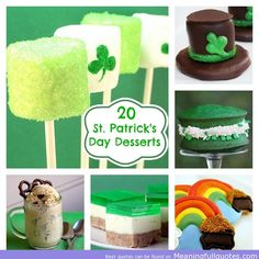 St Patricks Ideas