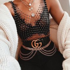 danty jewelry jewelry guide dainty jewelry making necklaces jewelry and accessor… – Dainty Jewelry necklace Boujee Outfits, Cute Casual Outfits, Pretty Outfits, Stylish Outfits, Fashion Outfits, Fashion Clothes, Fashion Ideas, Summer Outfits, Fashion Tips