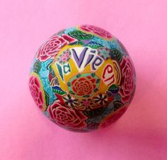 Special+Vintage+La+Vie+En+Rose+small+Billie+Beads+by+BillieBeads,+$99.00