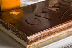 Brownie Deserts, Brownie Cake, Sweets Recipes, Fun Desserts, Candy Crash, Greek Sweets, Greek Recipes, Chocolate Cake, Cheesecake