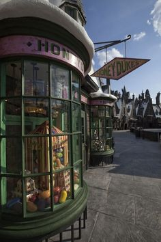 Review of the Wizarding World of Harry Potter at Universal Studios in Orlando, Florida