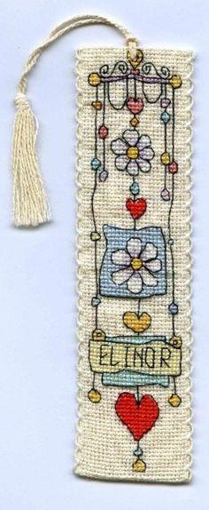 Michael Powell's bookmark.