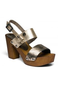 DUKESSE - Clog Black. GWP83 .001.C0001L .003 | Zapatos | Mujer | SS14 | Replay | REPLAY - Official Online Shop