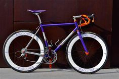 Cycling Edge Plum Crazy  This bike, oh my goodness