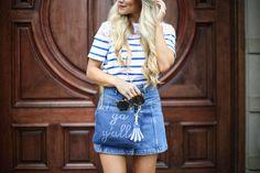 Kentucky Tailgating Fashion - OliviaRink.com