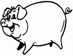 desenhos-colorir-porco