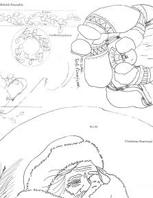 Paintworks - 2003 - Winter - Christmas - Eliane Bica - Álbuns da web do Picasa