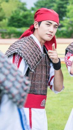 花郎 Hwarang
