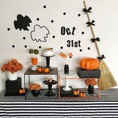 Halloween 2019, Halloween Decorations, Halloween Party, Halloween Ideas, Ideas Para Fiestas, Boy Birthday, Fall Decor, Diy And Crafts, Autumn Fall