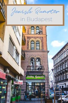 Explore the Jewish Quarter: visit the historic monuments, chill in one of the coolest ruin bars, shop unique souvenirs in the design shops and marvel at the vibrant murals. Europe Travel Tips, Time Travel, Travel Guides, Places To Travel, Travel Packing, Budapest City, Visit Budapest, Romantic Destinations, Travel Destinations
