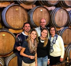 nice to do wine tasting with some good friends #fun #winetasting #winelovers #Tuscany #italy #winery  #cellar #friends #friendship