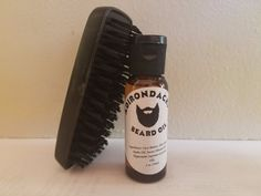 Handcrafted Adirondacks® BEARD GROWTH OIL SERUM + FREE BRUSH  #AdirondacksBeardOil