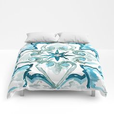 Our lightweight, warm Comforters induce sweet, sweet sleep - and take your bedding to the next level. Designs are printed onto the super-soft material for brilliant images and a dreamy, premium feel. - Available in King, Queen, Full, Twin and Twin XL sizes - Crafted with 100% premium microfiber polyester - Lined with fluffy, lightweight polyfill - Machine washable with cold water on gentle Light Blue Green, Fashion Room, Sweet Sweet, King Queen, Twin Xl, Vintage Designs, Comforters, Blues, Bedding