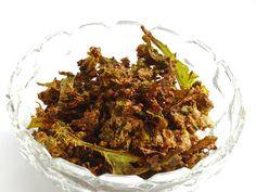 kale chips  bowl