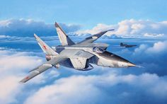 This HD wallpaper is about Jet Fighters, Mikoyan-Gurevich Aircraft, Artistic, Warplane, Original wallpaper dimensions is file size is Military Jets, Military Aircraft, Town And Country Minivan, Macross Valkyrie, Mid Size Car, Amc Javelin, Russian Air Force, Chrysler Town And Country, Aviation Art
