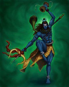 Shiva by Panickerz on DeviantArt