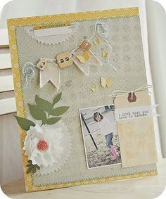 Gorgeous layout from Keisha
