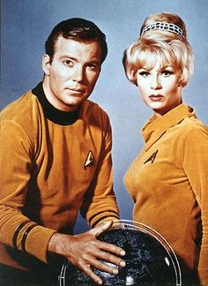 Early concept kirk and janice rand