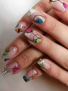 Beautiful nail art designs that are just too cute to resist. It's time to try out something new with your nail art. Nail Art Diy, Easy Nail Art, Cool Nail Art, Diy Nails, Fancy Nails, Cute Nails, Pretty Nails, Beautiful Nail Designs, Beautiful Nail Art