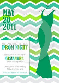 Prom Night, Fashion-Show Fundraiser, Sweet Sixteen...