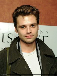 Cute Sebastian Stan