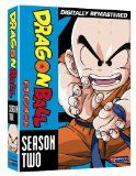 Anime DVD Review: Dragon Ball Season Two Box Set