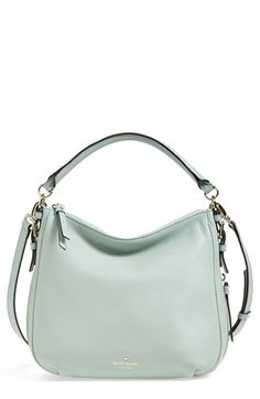 Kate Spade Small Ella Satchel   Love this color for spring.